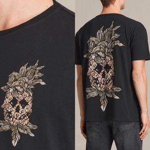 All Saints Pineapple Oversized Fit T-shirt